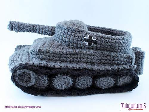 Tiger I Slippers.........!