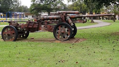 Help ID German Artillery Gun, Please
