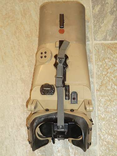 WW2 German Range Finder/Artillery Flak Scope