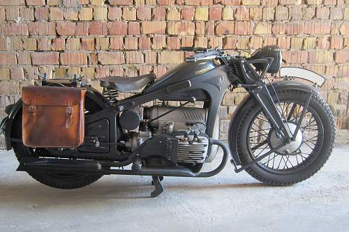 Nice website on the BMW R12 Motorcycle