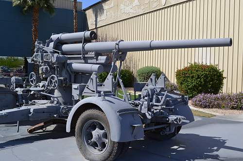 88 mm Flak Gun