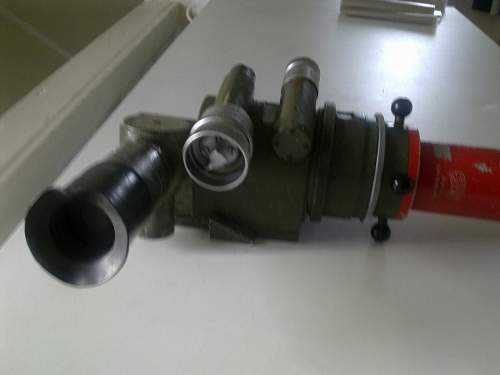 German ww2 tank scope?