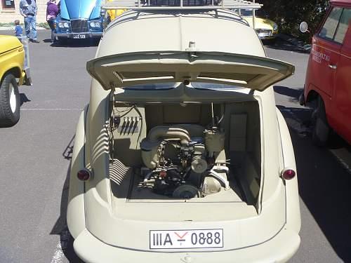 ww2 german hanomag prototype