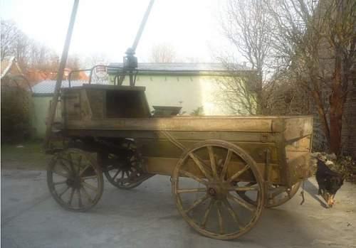 German hors wagen from 1939