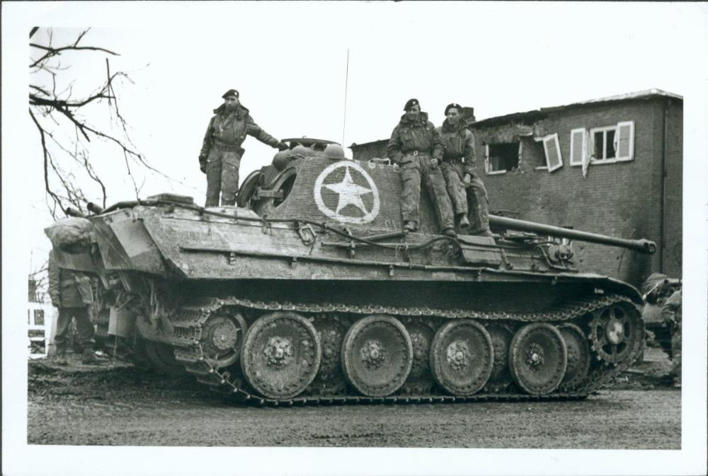 Captured British Sherman Quot Firefly Quot In German Service Page 3