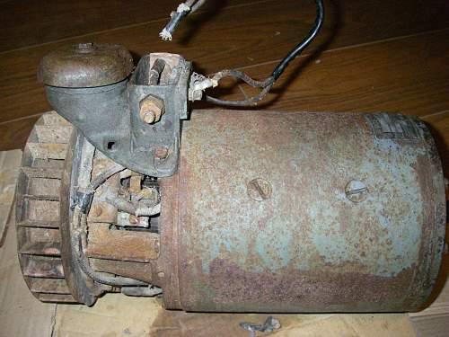 real or fake panzer generator