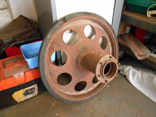 Click image for larger version.  Name:Wheel & Spacer1.jpg Views:225 Size:129.3 KB ID:774842