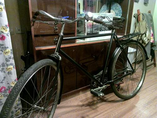 Bicycle experts! please take a look!