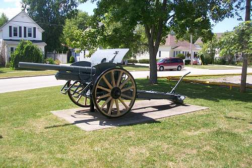 FK 1916  local artillery piece