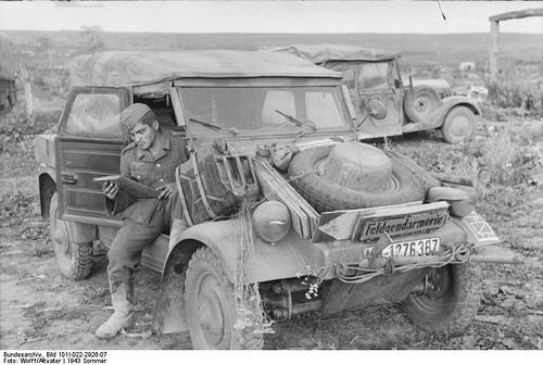 mix of kubelwagen pics