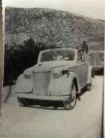 Opel Olympia car