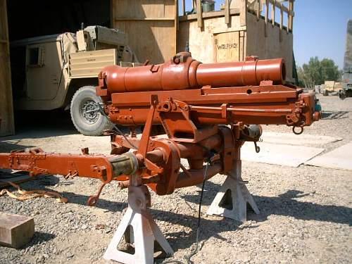 german war booty in iraq