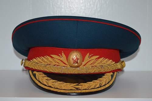 My Soviet Hat Collection
