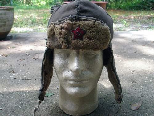 Ushanka Hats Wartime? or Post-war?