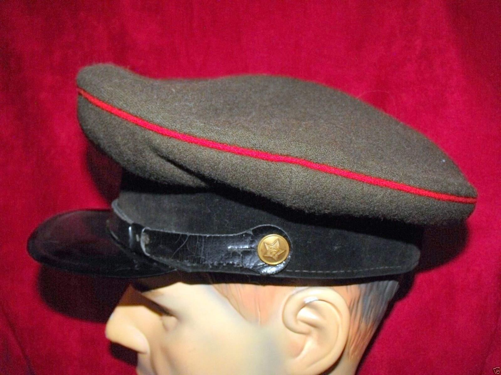 223790aad3333 Opinions needed on this WWII Soviet artillery visor...