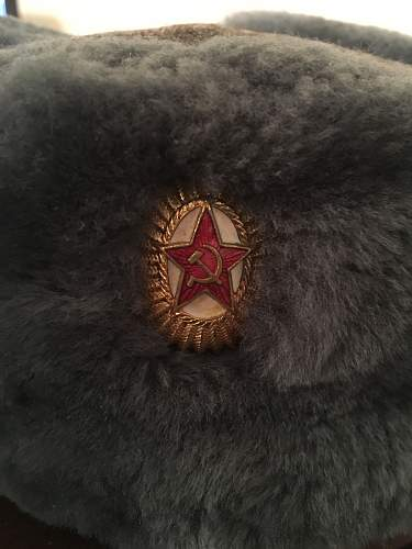 Can anyone give me information on this Ushanka?