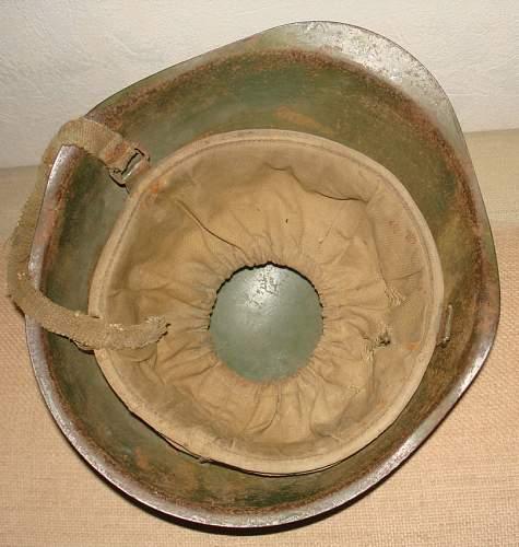 Ssh39 helmet