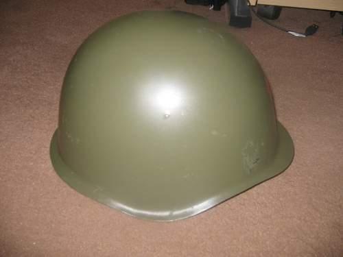 soviet/czech helmet what model is this?