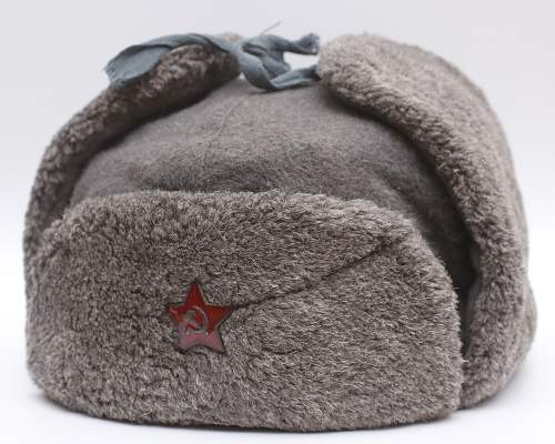 Mint 1940. dated Ushanka caps ...