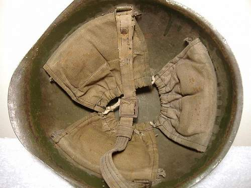 Early War ZK0/3K0 Ssh40 helmets