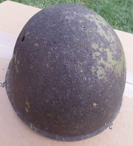 Soviet Helmet WWII?