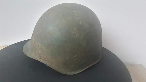 SSh 40 Wartime or Postwar?