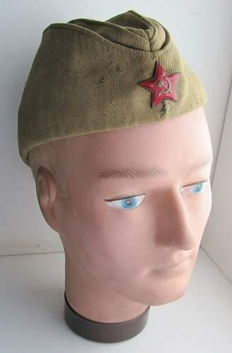Possible Wartime Pilotka?