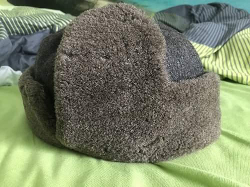 original Ushanka fur hat from WW2?