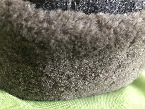 original Ushanka fur hat from WW2?