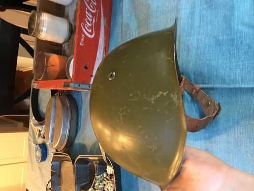 Soviet Helmet WW2?