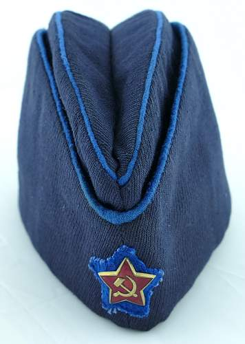 Air Force Pilotka markings