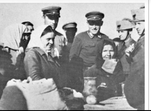 Soviet peaked caps ?