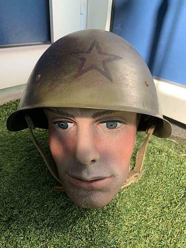 Opinions on this SSH-40 helmet.