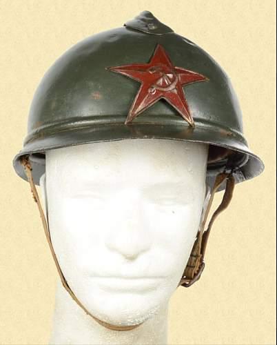 Soviet Adrian- Authentic?