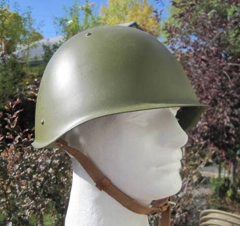 is this helmet the Russian  Ssh60 or the Ssh68?