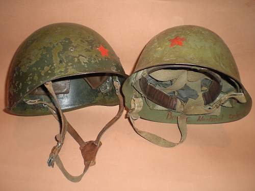 SSH 40 - Used by Soviet or Yugoslavian forces?