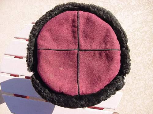 Soviet Fur Hat  Era help please