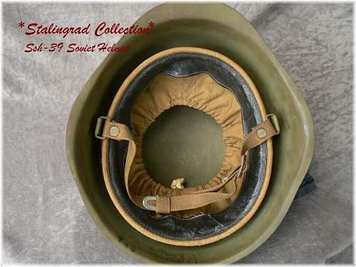 Click image for larger version.  Name:soviet39 helmet2.JPG Views:619 Size:220.1 KB ID:17611