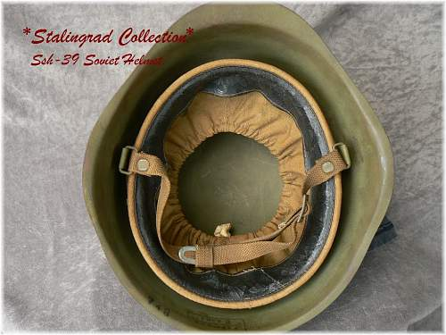 Click image for larger version.  Name:soviet39 helmet2.JPG Views:413 Size:220.1 KB ID:17611