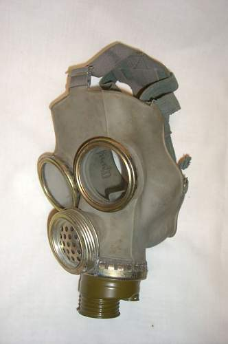 Russian gas mask, tank helmet, goggles in movie the BEAST 1988 [Afghanistan]