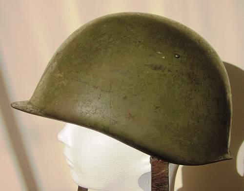Czech Vz-53 (M53, Ssh39) helmet - An EBay Story