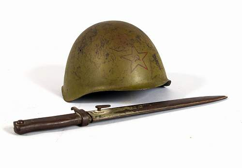Russian Helmet, wartime?