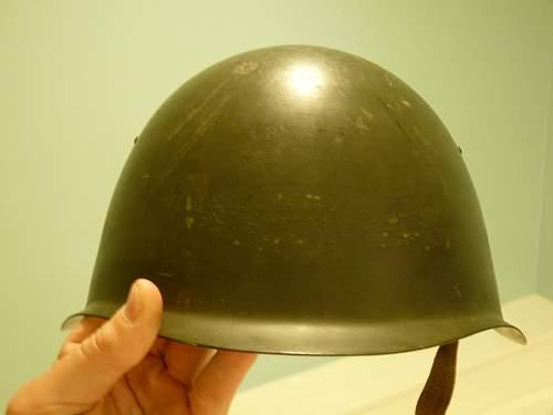 Soviet SSh-39? Value?