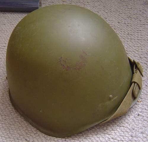 Soviet helmet. Model? Value?