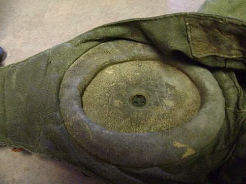Soviet Russian Tanker Headgear?