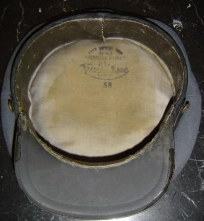 Cap M35 Tankiste