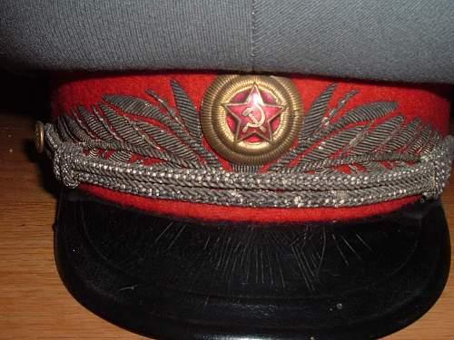 General's Cap