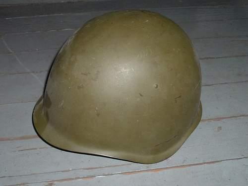 My Ssch39 helmets