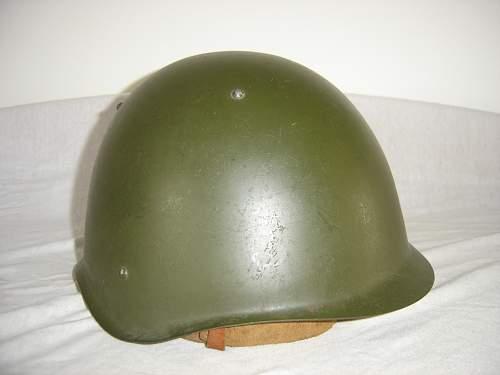 Post war Russian helmet