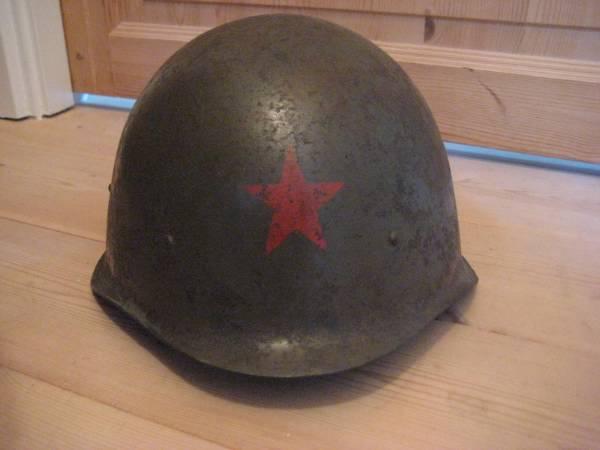 Russian helmet?
